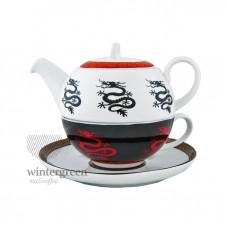 """Набор Чай для одного """"Восточный дракон"""""""