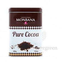 Какао Monbana Pure Какао 100% 200 гр.