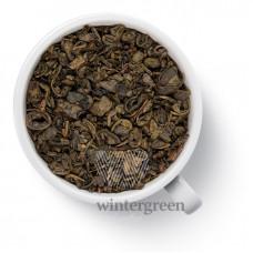 Чай Gutenberg ароматизированный Ганпаудер дыня