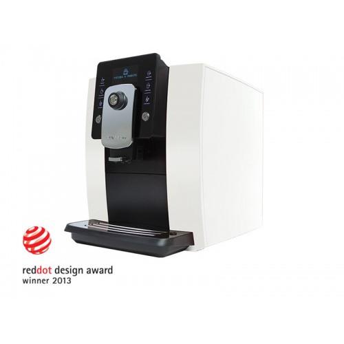 Автоматическая кофемашина Oursson AM6240/OR (Оранжевый, Белый)