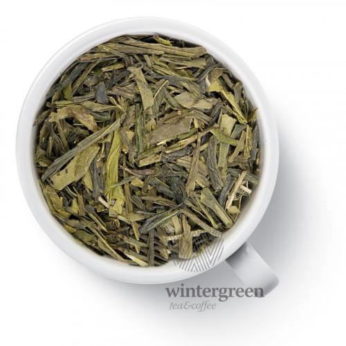 Непальский плантационный зелёный чай Gutenberg Банча (Manaslu)