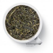 Непальский плантационный зелёный чай Gutenberg Гималайский Изумруд (сенча)
