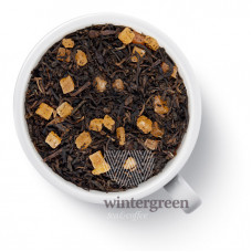 Чай Gutenberg ароматизированный Пуэр Ананасово-Манговый
