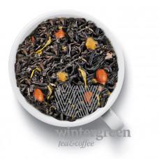 Чай Gutenberg черный ароматизированный Бархатный сезон (с облепихой)