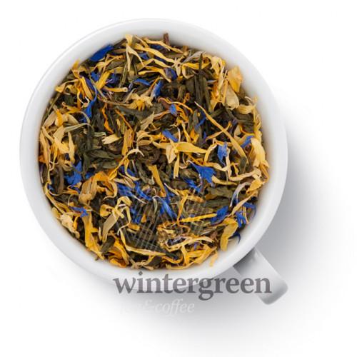 Чай Gutenberg зеленый ароматизированный Лесная Сказка