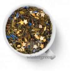 Чай Gutenberg зеленый ароматизированный Пряничный