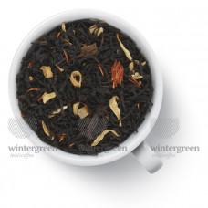 Чай Gutenberg черный ароматизированный Айва с персиком
