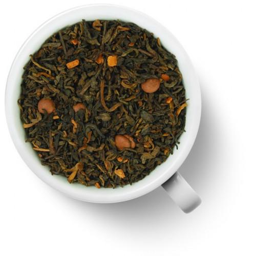 Чай Gutenberg ароматизированный Пуэр Мокко