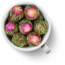 Китайский элитный чай Gutenberg Моли Юй Лун Тао (Жасминовый персик Дракона)