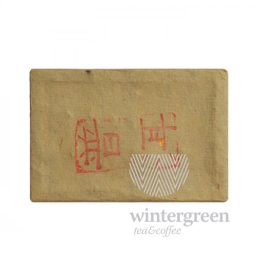 Китайский элитный чай Gutenberg Прессованный Пуэр (кирпич) 50 г Упаковка 17-25 шт.