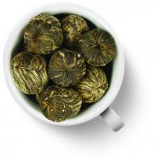 Китайский элитный чай Gutenberg Бай Хэ Сянь Цзы (Шарик с цветами пурпурного амаранта)