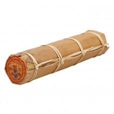 Пуэр завёрнутый в бамбуковые листья. 200 гр.