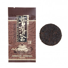Китайский элитный чай Gutenberg Пуэр многолетний порционный таблетка 8 грамм