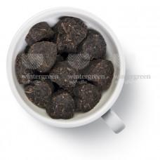 Китайский элитный чай Gutenberg Хей Ча с розой