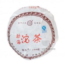 Шу Пуэр (Чаша) То Ча 2006 г. 100 гр. Фабрика Тяньфусян