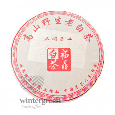 Китайский элитный чай Gutenberg Белый Шоумэй (блин), 300 гр