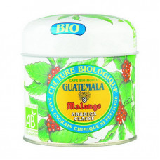 "Кофе ""Malongo"" Гватемала Био 125 грамм"
