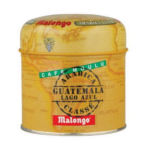 "Кофе ""Malongo"" Гватемала Лого Азул 125 грамм"