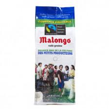 "Кофе ""Malongo"" Фэир Трейд Макс Хавелаар зерно упаковка 250 грамм"