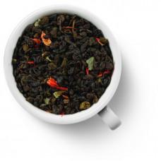 Чай Gutenberg зеленый ароматизированный Клубника