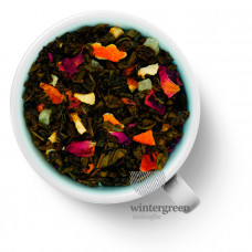 Чай Gutenberg зелёный ароматизированный Сокровище амазонок