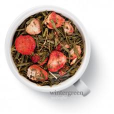 Чай Gutenberg зелёный ароматизированный Романтика