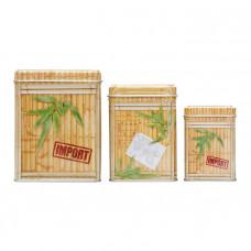 Банка для чая Бамбук 50 г