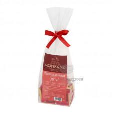 """Шоколад молочный Monbana """"Нуга"""" (20 плиточек)"""