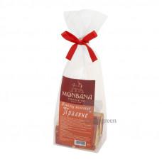 """Шоколад молочный Monbana """"Пралине"""" (20 плиточек)"""