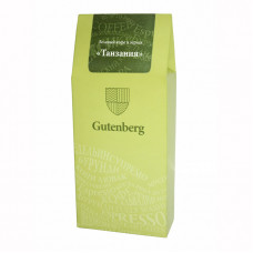 """Кофе зеленый в зернах """"Танзания"""" уп. 250 г"""