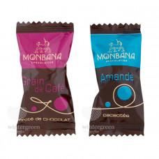 """Шоколадные конфеты Monbana """"Ассорти"""" (упаковка 20 шт. )"""
