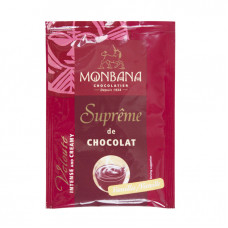 """Горячий шоколад """"Густой шоколад Ваниль"""" (10 пакетиков по 25 грамм)"""