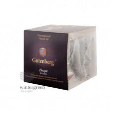 Gutenberg Плантационный черный чай в пирамидке Дакре SFTGFOPI