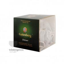 Чай Gutenberg зелёный ароматизированный в пирамидке Бейлис