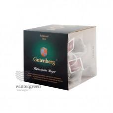Китайский элитный чай Gutenberg в пирамидке Женьшень Улун I категории