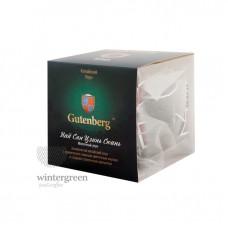 Китайский элитный чай Gutenberg в пирамидке Молочный улун