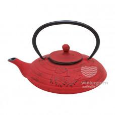 """Чугунный чайник """"Пекинская осень"""" 800 мл."""