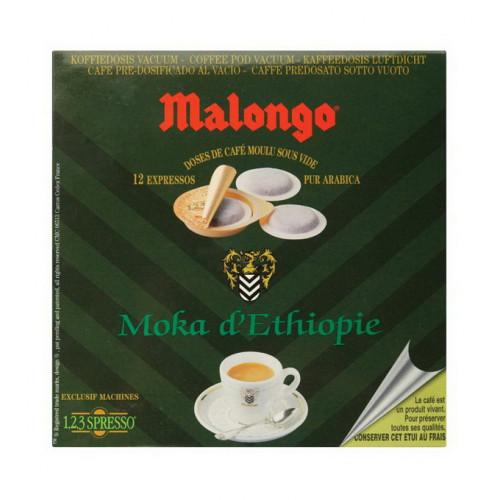 """Кофе  """"Malongo"""" Мока Эфиопия в чалдах"""