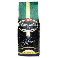 Кофе в зернах Ambassador Milano