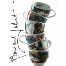 Кофейная чашка для каппучино Saeco Romeo & Juliet (набор, 6 шт)