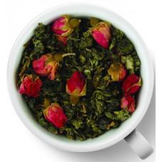 Чай улунский Gutenberg с розой