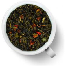 Чай зеленый ароматизированый Gutenberg Земляника со сливками