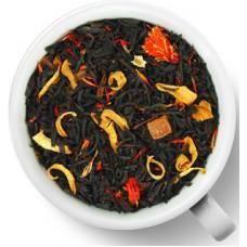 Чай черный ароматизированный Gutenberg Престиж Айва с персиком