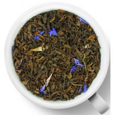 Чай черный ароматизированный Gutenberg Престиж Пуэр Эрл Грей Синий цветок