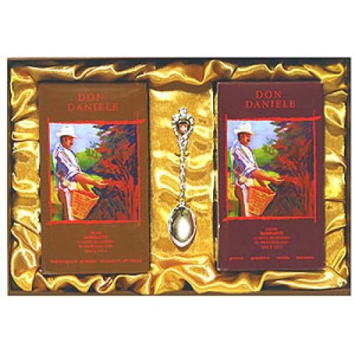 Подарочный набор Don Dananiele (зерно) + Don Dananiele (молотый)