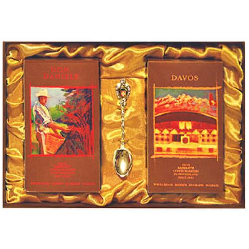 Подарочный набор Don Dananiele (зерно) + Davos (зерно)