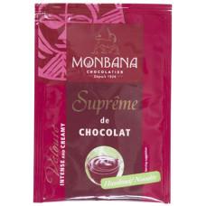 Горячий шоколад Monbana Орех - густой 50х25 г. (арт.121M174)