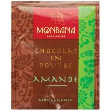 Горячий шоколад Monbana Миндаль 25*20 гр. (арт.121M101)
