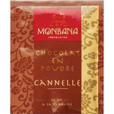 Горячий шоколад Monbana Корица 25*20 гр. (арт.121M103)