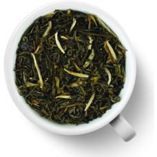 Чай зеленый ароматизированный Gutenberg Престиж Японская вишня (с нотками миндаля)